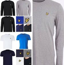 LYLE AND SCOTT LonG n Short Sleeve NECK TSHIRT POLO ! Special offer -S-XXL !!