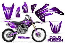 HONDA CRF 150 R CRF150R 07-15 CREATORX GRAPHICS KIT DECALS COLD FUSION PRNP