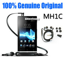 Genuine Original MH1C Headset Earphone for Sony Xperia Z Z2 Z3 L39h LT26i ST25​i