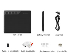 GAOMON S620 Drawing Graphics Tablet
