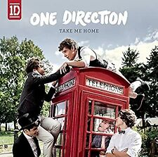Take Me Home, One Direction, Used; Good CD