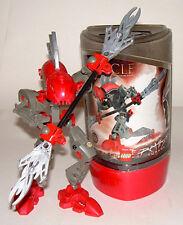 Lego Bionicle Rahkshi Turahk (8592)(2003) with Box & Kraata. NO Instructions
