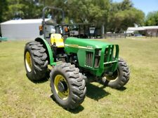 John Deere 5205, Sync Shuttle, 4x4 R4 Tires Showing 238 hrs. One of a kind