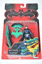 Kenner 1997 Batman & Robin BatGirl with Battle Blade Blaster NEW