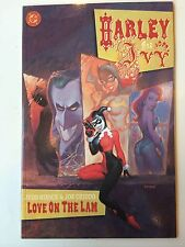 Harley and Ivy Love on the Lam Near Mint Minus Condition Harley Quinn NM-