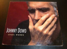 "JOHNNY DOWD ""Cruel Words"" [Digipak] (CD 2006) 14-Tracks ***VERY GOOD***"