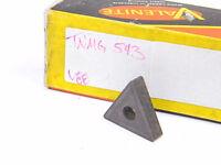 NEW SURPLUS 5PCS. VALENITE  TNMG 543  GRADE: V88  CARBIDE INSERTS