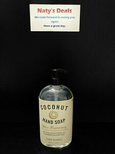 COCONUT HAND SOAP Ultra Moisturizing infused With Coconut Oil 28 oz