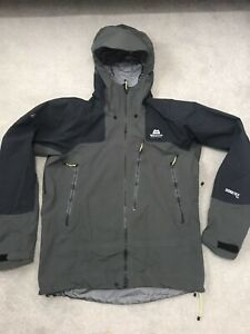 Mountain Equipment Men's LHOTSE GORE-TEX PRO Jacket Size X Large Grey