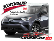 2018 Toyota RAV4 LE XLE 3M PRO SERIES Clear Bra Standard Paint Protection Kit