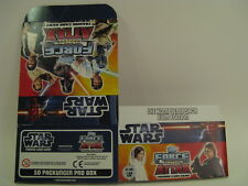 FORCE ATTAX - STAR WARS Box - Die komplette Saga - Film edition Box -leer-
