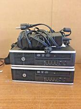 HP Compaq 8300 USDT i5-3470s 4GB160GB HD DVD-RW Windows 10 Pro