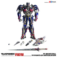 [PO] Hasbro x ThreeA Transformers The Last Knight - OPTIMUS PRIME (Retail)