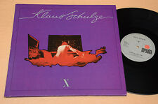 KLAUS SCHULZE 2LP X 1°ST ORIG 1978 NM ! GATEFOLD ELECTRONIC NM !!!!!!