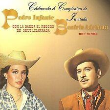 NEW Celebrando El Cumpleanos De Pedro Infante by Pedro Infante (CD, 2002)