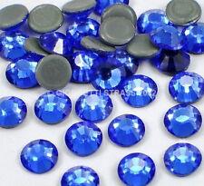 STRASS Termoadesivi MC Stone collection 100pz SS6 2mm SAPPHIRE azzurro blu
