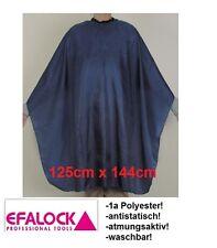 Friseur Umhang NEVADA blau Haarschneideumhang Frisierumhang Frisörumhang, 41548