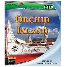 NEW BLU-RAY Orchid Island (Formosa Series) (Blu-ray)~Charlie Chu & Elvis Lu,Narr
