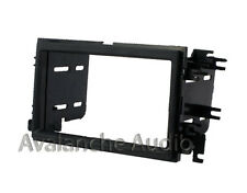 New Car Stereo In Dash Trim Kit For Installing New Radio Receiver Install Mount
