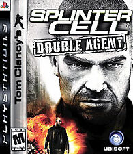 Tom Clancy's Splinter Cell: Double Agent (Sony PlayStation 3, 2007)