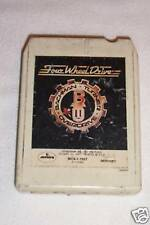"""Bachman-Turner Overdrive """"Four Wheel Drive"""" 8-Track Tape ROCK"""
