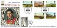 1 MARCH 1994 PRINCE OF WALES BENHAM BLCS 92 FIRST DAY COVER SHS