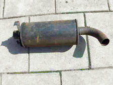 VOLVO 260 EXHAUST SILENCER