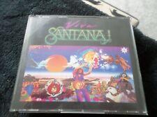 SANTANA VIVA SANTANA DOUBLE CD FAT BOX FREE UK POST