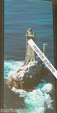 phare breton la vieille Bretagne déco mer poster photo couleurs en hauteur 67cm
