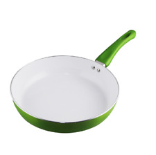 Non Stick Copper Frying Pan Nanoscale Ceramic Coating And Induction Cooking Oven
