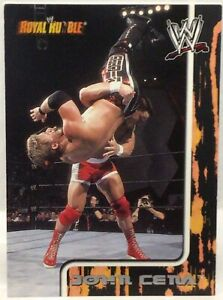 2002 Fleer Royal Rumble JOHN CENA Rookie Card  #7 His Only Rookie Made WWE RC