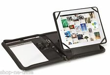 Gemline Partner iPad/Tablet Stand Leather Zippered E-Padfolio - New