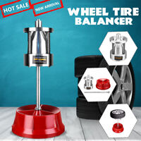Car Truck Portable Hubs Wheel Tire Balancer with Bubble Level Heavy Duty Rim