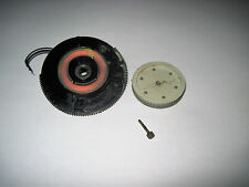 ADC Accutrac +6 Model 3500 Turntable parts -  Tonearm control cam & gear  p.