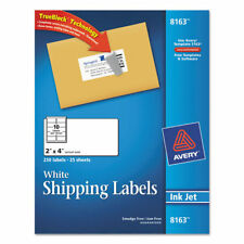 Avery Printer Labels