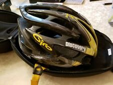 LANCE ARMSTRONG LONESTAR 7 LIMITED EDITION LARGE - GREAT CONDITION GIRO HELMET