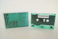 Best of The Whispers Very Rare Promotional Copy Green Cassette Tape Audio Music