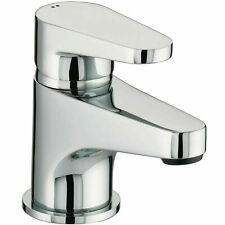Bristan Quest Basin Mixer Tap with Clicker Waste - Chrome New & Sealed