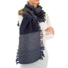 XXL Material Fransen Damen-Schals & -Tücher aus 100% Wolle
