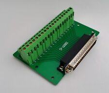 DB37 DSUB 37-pin Male Adapter Breakout Board Connector (D19)