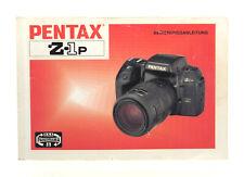 Bedienungsanleitung: PENTAX Z-1P - (35501)