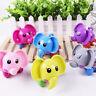 Novelty Elephant Animal Shaped Clockwork Toy Children Kids Wind Up Walking Toy