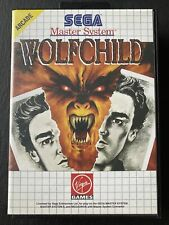Wolfchild (Master System) (Très bon état)