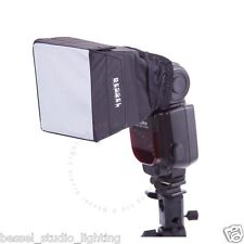 Bessel - 9cm Square Mini Flashgun Diffuser Softbox