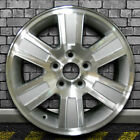 Machined Medium Sparkle Silver Oem Wheel For 2006-2010 Ford Explorer - 16x7