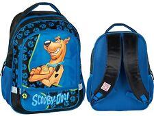 SCOOBY-DOO SCUOLA ZAINO Borsa Scooby Doo Licenza Ufficiale