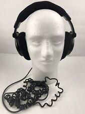 Sony MDR-V600 Headband Wired Dynamic Stereo Pro Studio Headphones Black