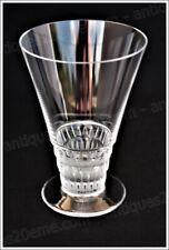 Verre à vin n°4 en cristal de Lalique modèle Bourgueil 9,8 cm - Wine glass (B)