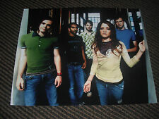 Flyleaf Color 8x10 Photo Promo Picture