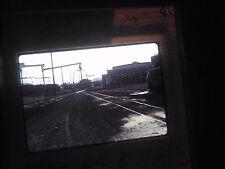 slide SP DEPOT Eugene Oregon Railroad Train Station Yard Car RR turntable round
